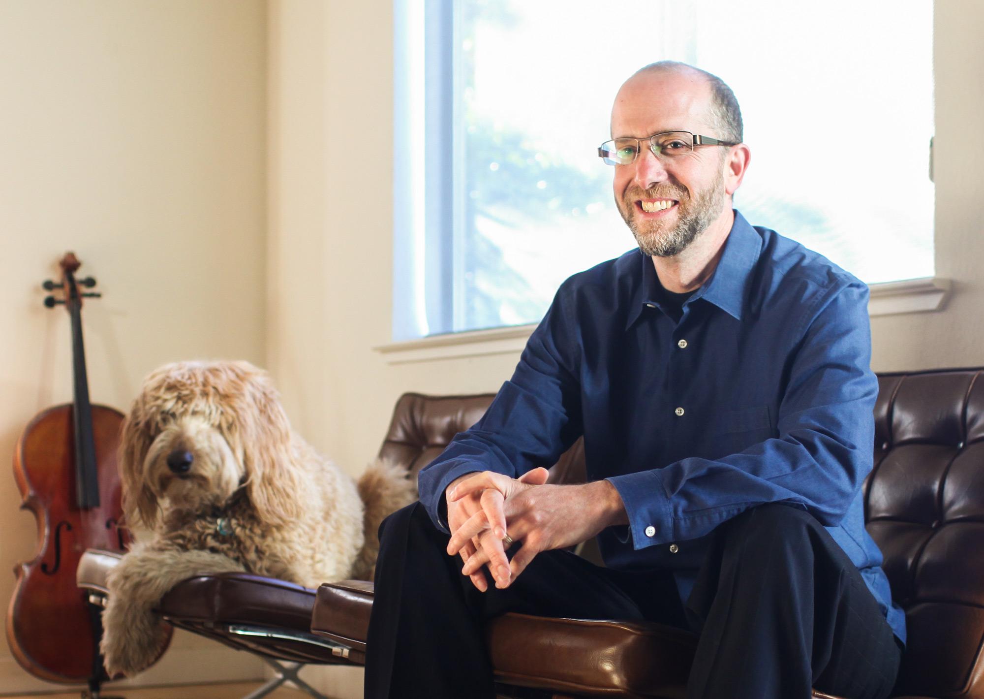 Portrait of Matt Eisenberg